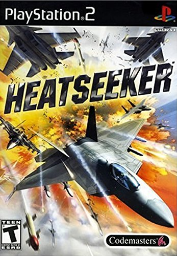 Heatseeker - PlayStation 2 - Flight Ps2