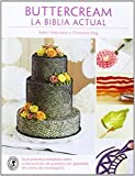 Editorial juventud, s.a. M288556 - Libro buttercream la biblia actual (Repostería de diseño)