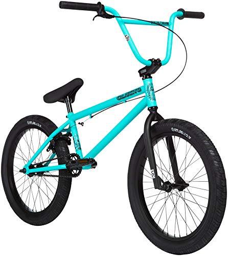 Stolen Casino BMX Bike Sz 20in Caribbean Green