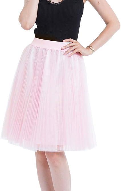 Falda de tul para mujer de Sunday, corta, vestido de noche ...