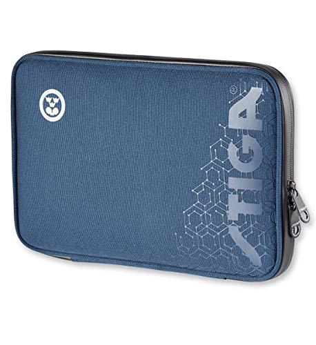 Table Tennis Wallet Single Hexagon Navy/Yellow - Stiga by STIGA