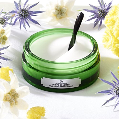 the body shop bouncy mask