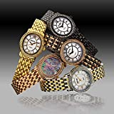 August Steiner Women's Petite Diamond Watch