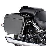 vn 900 saddlebags - Hard saddlebags + mounting supports Easy Kawasaki VN 900 Custom 07-16