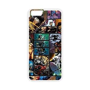 iPhone 6 4.7 HULK IRON MAN THOR pattern design Phone Case HIT1180843