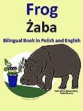 Bilingual Book in English and Polish: Frog