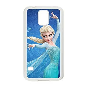 Happy Attractive Diney Frozen Elsa Design Best Seller High Quality Phone Case For Samsung Galacxy S5