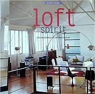 Loft spirit par Elodie Piveteau