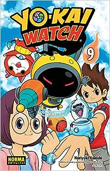 Yokai Watch 09 por Noriyuki Konishi epub