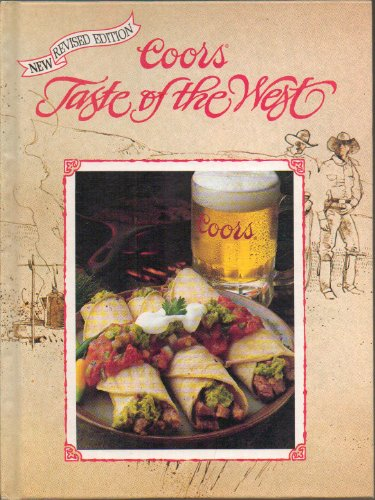 coors-taste-of-the-west-coors-beer-cookbook-cook-book-new-revised-edition-1985