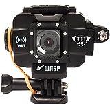 WASPcam 4K 9907 Action-Sports Camera, Black