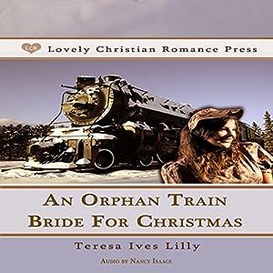 An Orphan Train Bride for Christmas Audiobook