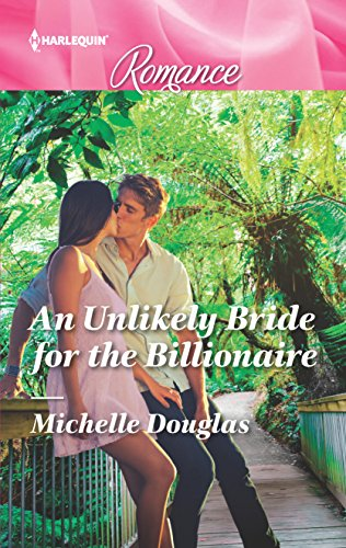 book cover of An Unlikely Bride for the Billionaire