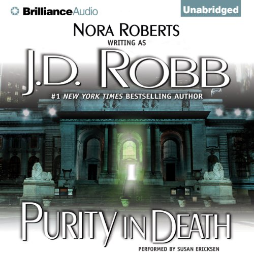 Purity in Death: In Death, Book 15 Audiobook [Free Download by Trial] thumbnail