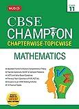 CBSE Champion Chapterwise-Topicwise - Mathematics Class 11