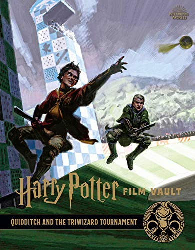 Harry Potter: Film Vault: Volume 7: Quidditch and the Triwizard Tournament (Harry Potter Beast Vault)