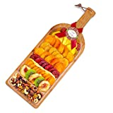 #3: Best Wishes Dried Fruit Gift Basket Tray
