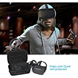 Oculus Quest Case JSVER Carrying Case for Oculus