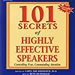 101 Secrets of Highly Effective Speakers | Caryl Rae Krannich Ph.D.