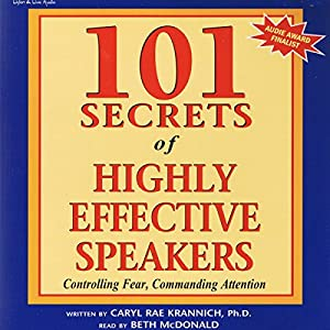 101 Secrets of Highly Effective Speakers Audiobook