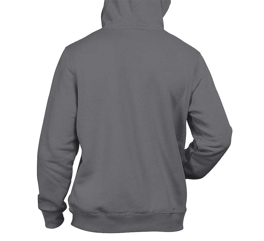 White Bear Glyph Sci Fi TV Show Parody Unisex Hoodie Sweatshirt