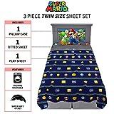 Franco Kids Bedding Soft Sheet Set, 3 Piece Twin