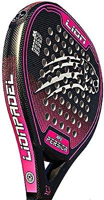 Pala Padel Lion PERSICA MP2 Control Pink: Amazon.es: Deportes y ...