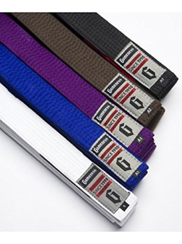 - Gameness Brazilian Jiu Jitsu Belts - Blue - A3