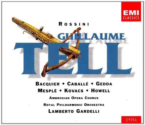 Rossini: Guillaume Tell by EMI Classics