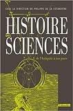 Image de Histoire des sciences de l'Antiquit� � nos jours