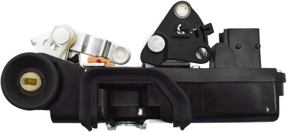 labwork Door Lock Actuator Rear Left /& Right for 2003-2007 Hummer H2 15816390 15816391 Rear Left