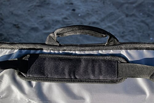 SurfStow 50043, SUP Transport Board Bag, Expandable, Exterior Paddle Pocket by SurfStow (Image #5)