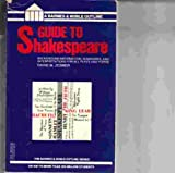 Guide to Shakespeare, David M. Zesmer, 0064601641