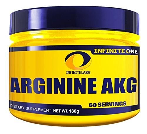 Infinite Labs Arginine AKG Servings