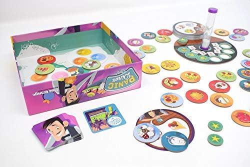 Blue Orange Panic Diner (Español): Amazon.es: Juguetes y juegos