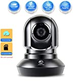 JOOAN 1080P IP Camera Security Camera 2 Megapixel Network Camera Surveillance Camera Baby Monitor