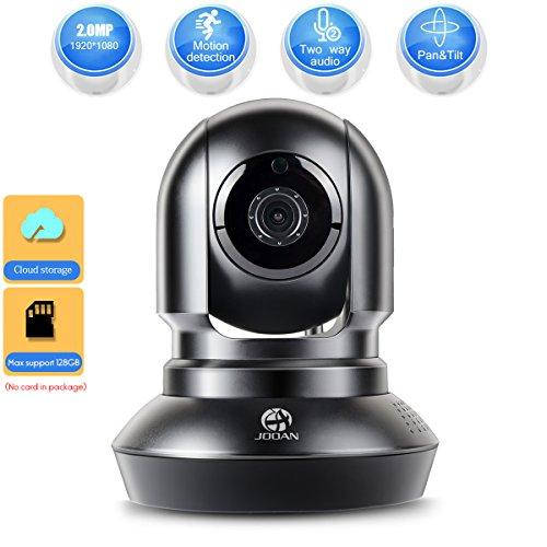 JOOAN 1080P IP Camera Security Camera 2 Megapixel Network Camera Surveillance Camera Baby - Monday Sales Internet