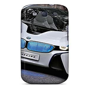 Top Quality Case Cover For Galaxy S3 Case With Nice Bmw Efficient Dynamics Vision Appearance