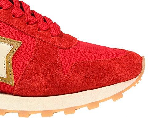 Atlantic Stars Herren Argorfsnyapsbo Ru Stoff Sneakers