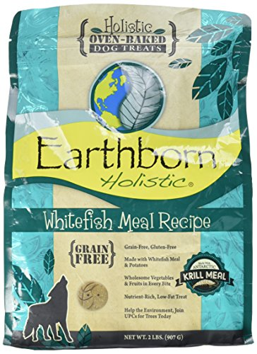 Earthborn Holistic Whitefish Meal Recipe Holistic Oven-baked