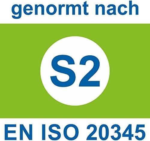 Atlas model CL20 in wit -halfhoge schoen EN ISO 20345:2011 S2 SRC, 48