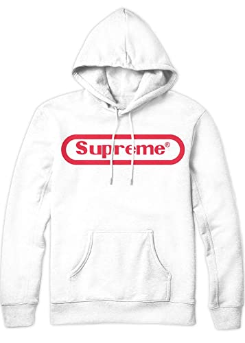 HYPSHRT Hombre Hoodie Supreme Parody Fake C001039: Amazon.es: Ropa y accesorios