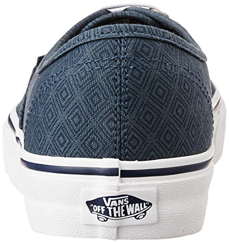 True Blue Vans White Authentic Dress qpSwgR