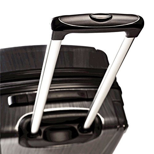 "Samsonite Winfield 2 Hardside 20"" Luggage, Charcoal"