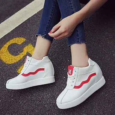 Chaussures Soirée Chaussures LvYuan formelles white ggx Confort amp; Polyuréthane Evénement Femme MarcheConfort Automne Habillé Décontracté à Talons FYgYP