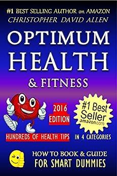 OPTIMUM HEALTH FITNESS Anti aging Longevity ebook product image