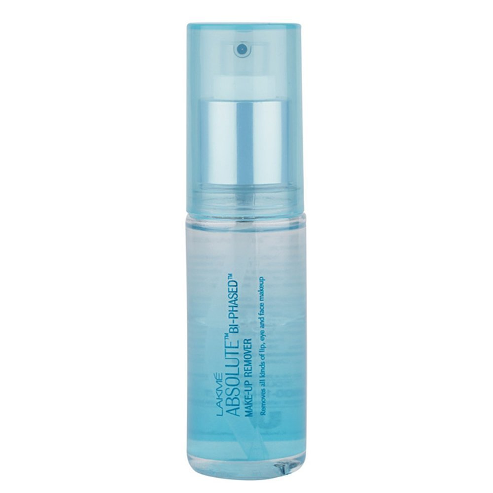 Lakme Absolute Bi-Phased Make-Up Remover, 60ml by Lakme