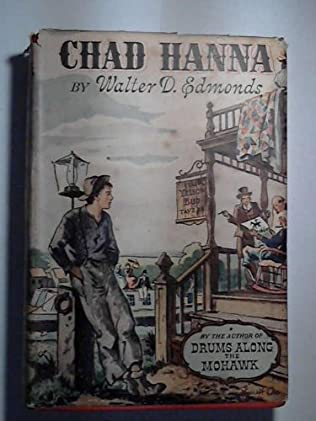 book cover of Chad Hanna