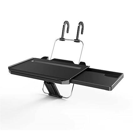 Soporte Del Ordenador Portátil Del Coche, Ajustable Auto Tableta Del Ordenador Portátil Trabajo De Alimentos