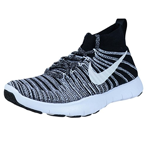 Nike Uomo Free Train Force Flyknit Scarpe da Ginnastica Black / White - Volt